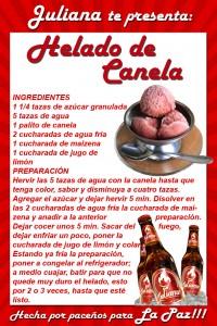 2 RECETA HELADO DE CANELA
