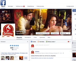 FACEBOOK Juliana3600